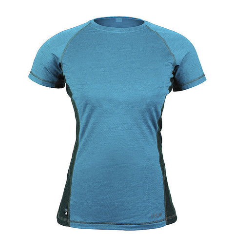 RAB Women's MeCo Short-Sleeved Base Layer Tee