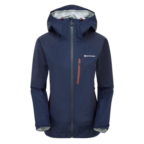 Montane Woman's Ajax Jacket Antarctic Blue