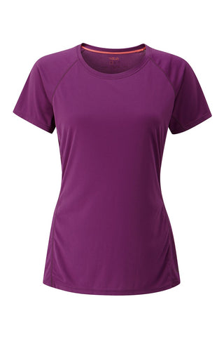 Rab Woman's Aerial SS Tee Berry