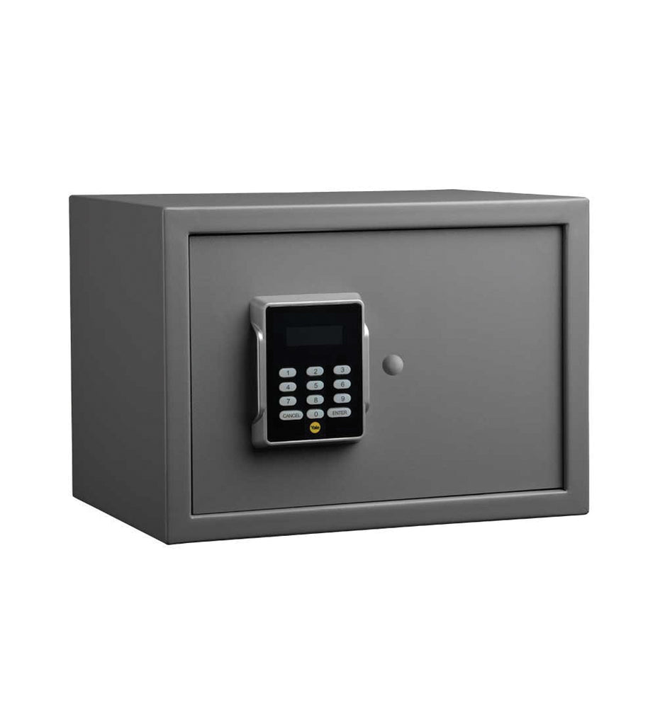 YSPC-250 Cosmos Series Home Safe, Size- Medium, Digital - Pin Access, Color- Grey - Yale Online