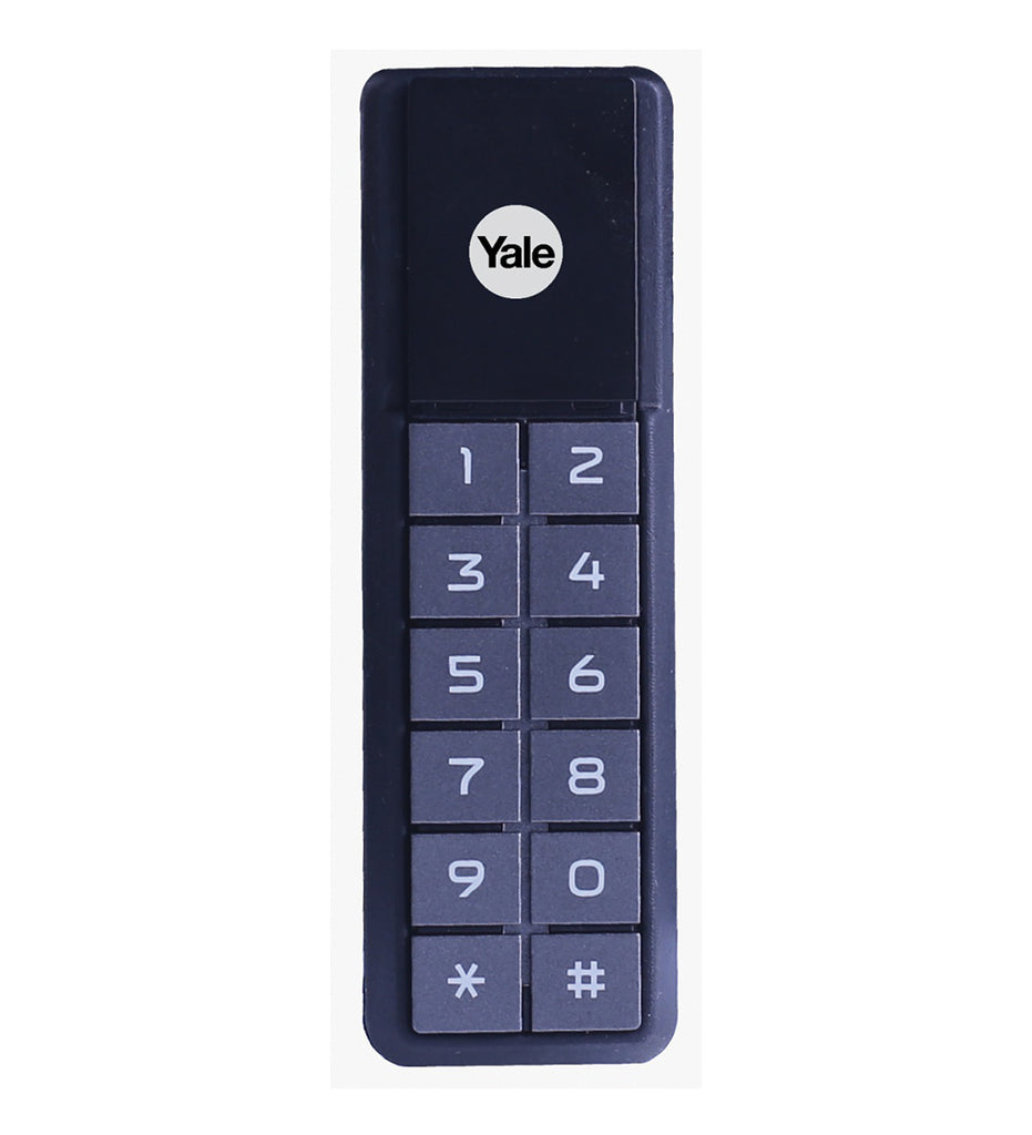 ML81-V Automatic Pincode Wardrobe / Drawer Lock (Vertical) - Yale Online