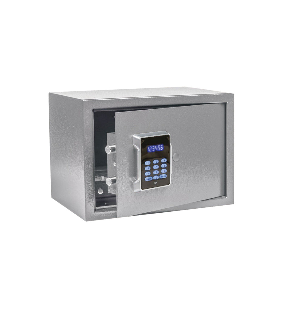 YSPC-200 Cosmos Series Home Safe, Size- Small, Digital - Pin Access, Color- Grey
