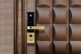 YDM 4109 Smart Lock, Gold