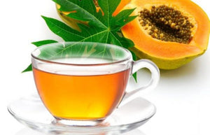 Herbal Magic Papaya Tea - Promotes Young Looking Skin - Gluten-Free & Vegan, 50g