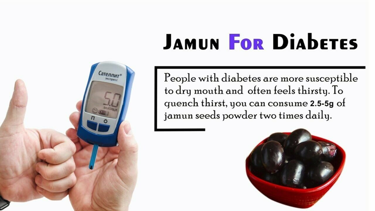 Certified Organic Jamun Powder ( Indian Black Berry, Black Plum) Supports Suger