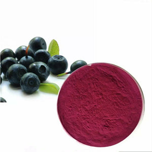 Pure Orgainc Acai Berry Powder Rich in Vitamin C A Calcium Vegan Premium Grade