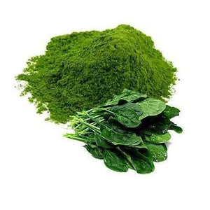 100g Certified Organic Spinach Leaves Powder Rich in Iron vitamin Detox