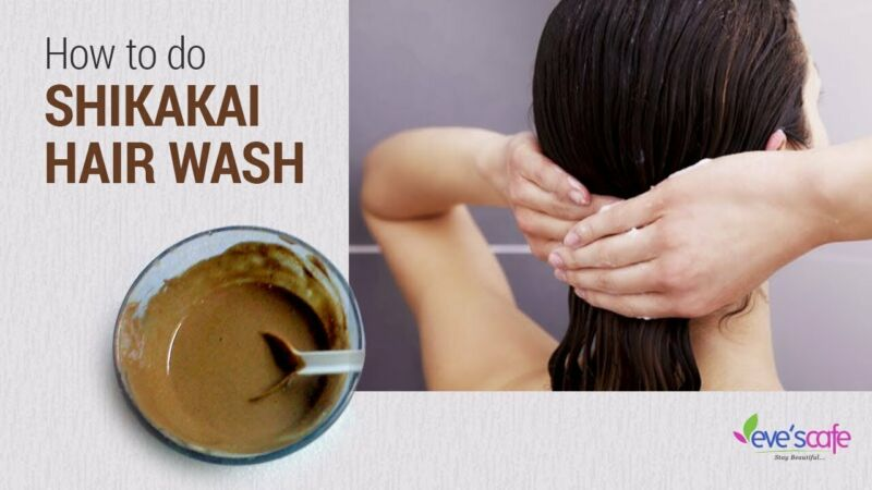 USDA Certified Organic Shikakai Powder Hair Care Skin Mud Mask Shampoo Cleansing