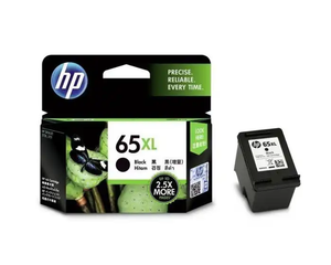 N9K04AA HP 65XL Black Original Ink Cartridge