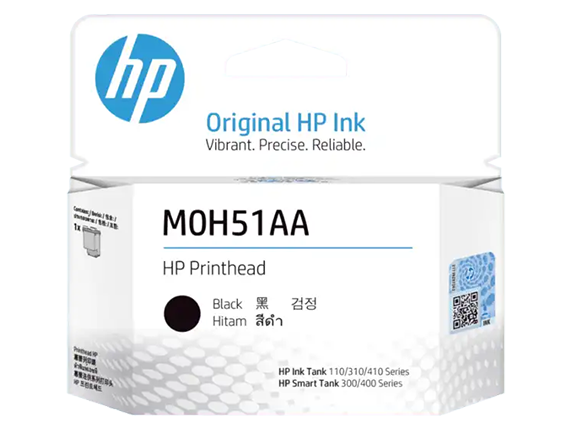 M0H51AA HP Black Printhead  (NEW)