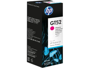 M0H55AA HP GT52 Magenta Original Ink Bottle