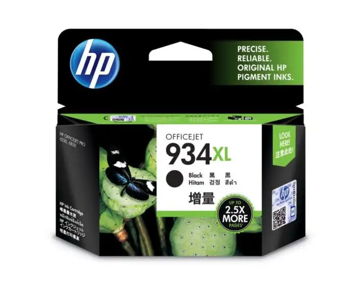 C2P23AA HP 934XL Black Ink Cartridge