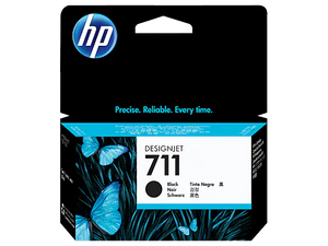 CZ129A HP 711 38ml Black Ink Cartridge