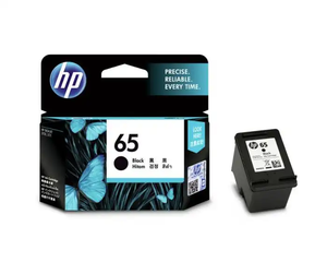 N9K02AA HP 65 Black Original Ink Cartridge