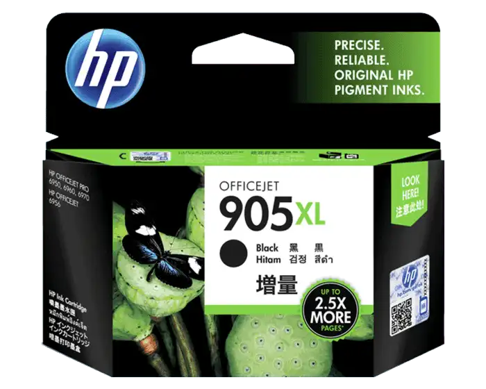 T6M17AA HP 905XL Black Original Ink Cartridge