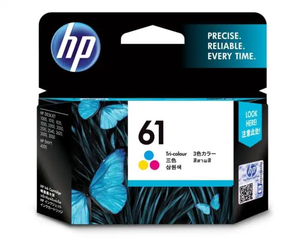 CH562WA HP 61 Tri-color Ink Cartridge