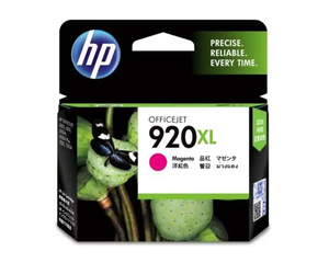 CD973AA HP 920XL Magenta Officejet Ink Cartridge