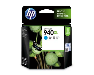C4907AA HP 940XL Cyan Officejet Ink Cartridge