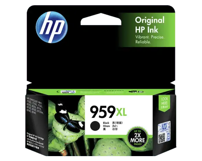 L0R42AA HP 959XL Black Original Ink Cartridge
