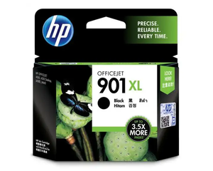 CC654AA HP Officejet 901XL Black Ink Cartridge