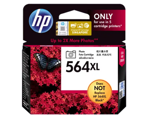 CB322WA HP 564XL Photo Ink Cartridge
