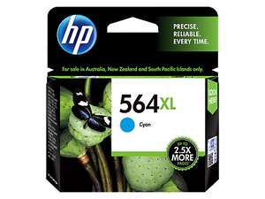 CB323WA HP 564XL Cyan Ink Cartridge