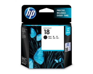 C4936A HP 18 Black Ink Cartridge