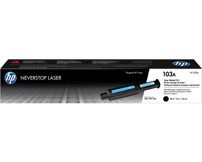 W1103A HP 103A Black Neverstop Toner Reload Kit (NEW)
