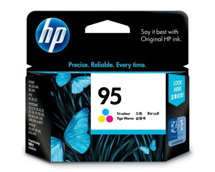 C8766WA HP 95 AP Tricolor Print Cartridge