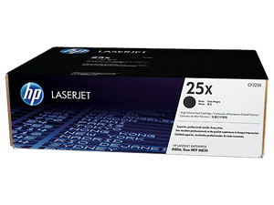 CF325X HP 25X Black LaserJet Toner Cartridge