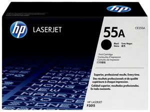 CE255A HP 55A LaserJest P3015 Print Cartridge