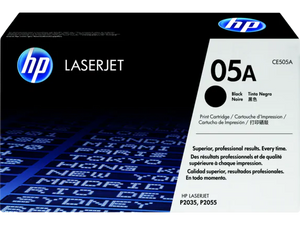 CE505A HP 05A LaserJet Black Print Cartridge