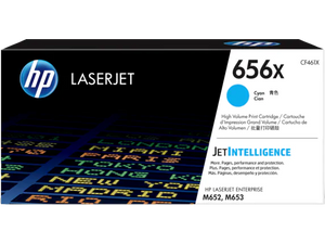 CF461X HP 656X Cyan Original LaserJet Toner Cartridge