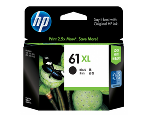 CH563WA HP 61XL High Yield Black Original Ink Cartridge