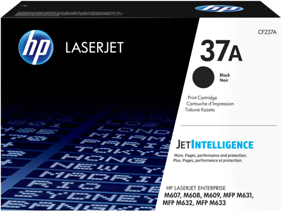 CF237A HP 37A Black Original LaserJet Toner Cartridge