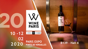 Wine Paris 2020 – Trade Fair