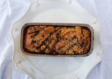 Load image into Gallery viewer, Pumpkin Spice Babka with Chocolate Chunks!