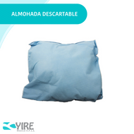 ALMOHADA DESCARTABLE