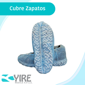 CUBRE ZAPATO DESCARTABLE