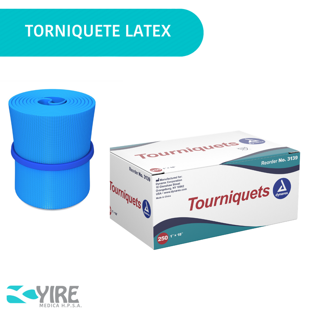 TORNIQUETE LATEX