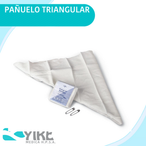 PAÑUELO TRIANGULAR