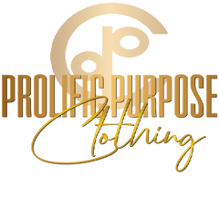 Prolific Purpose Clothing logo