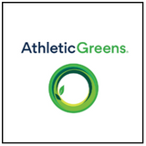 Athletic Greens Daily Nutrition Supplement Multivitamin Probiotic