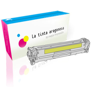 Toner Alternativo CB542A