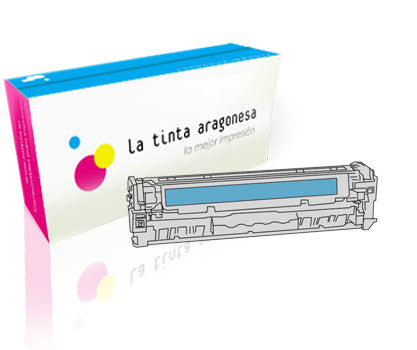 Toner Alternativo CC531A