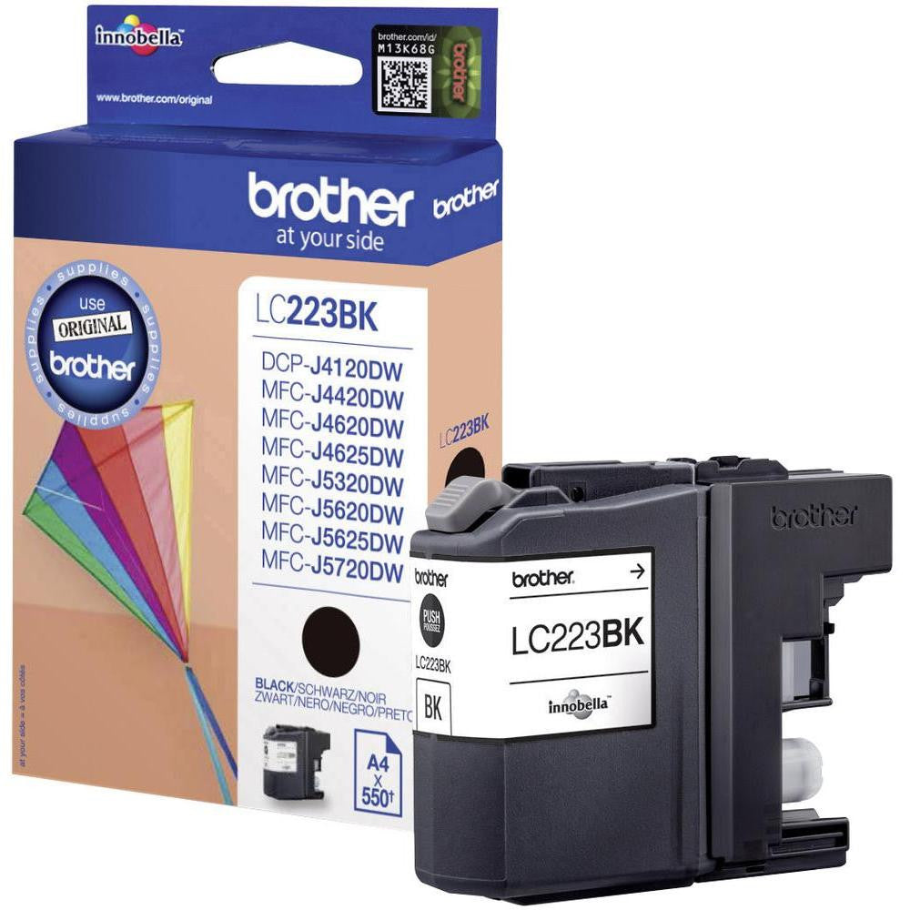 Cartucho de tinta Brother LC223 Negro