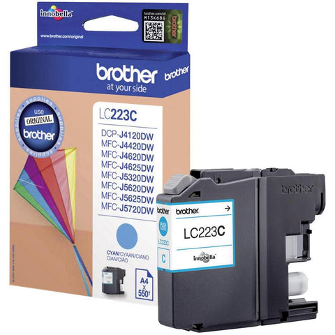 Cartucho de tinta Brother LC223 Cian