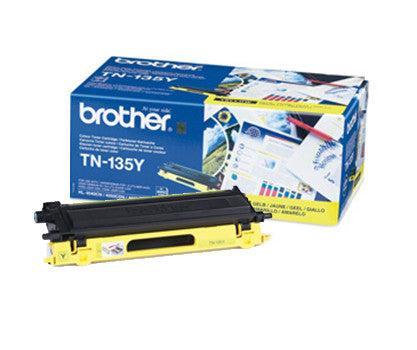 Toner Brother TN-135Y Amarillo