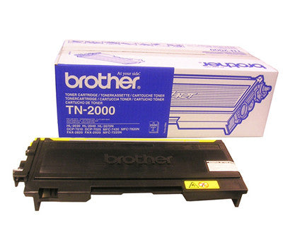 Toner Brother TN-2000 Negro