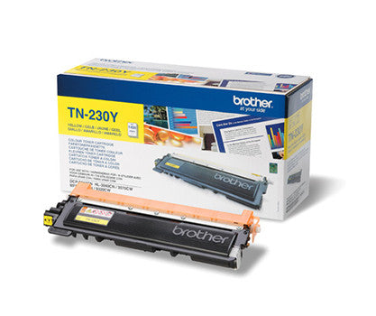 Toner Brother TN-230Y Amarillo